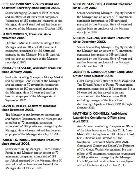 DREYFUS INDEX FUNDS INC Form N-CSR Filed 2014-12-31
