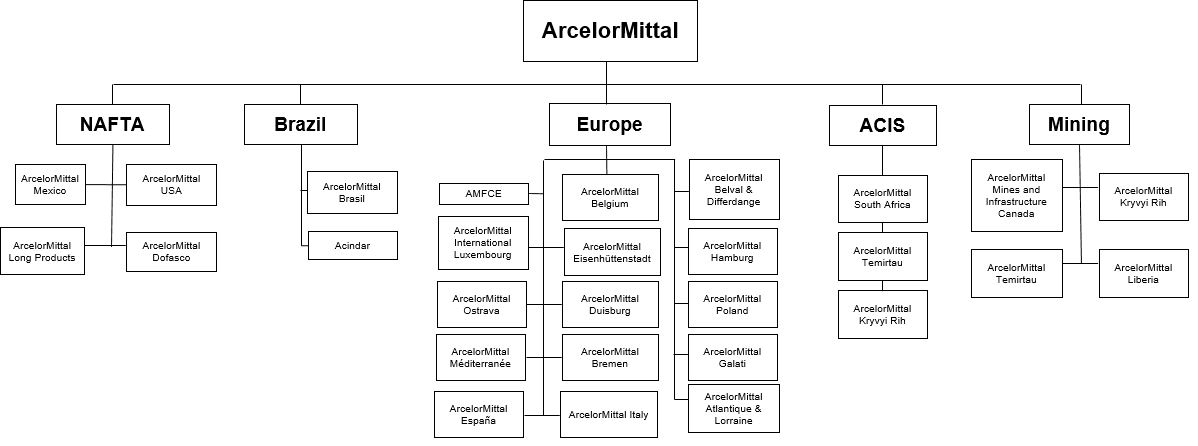 ArcelorMittal Form 20-F Filed 2019-02-25