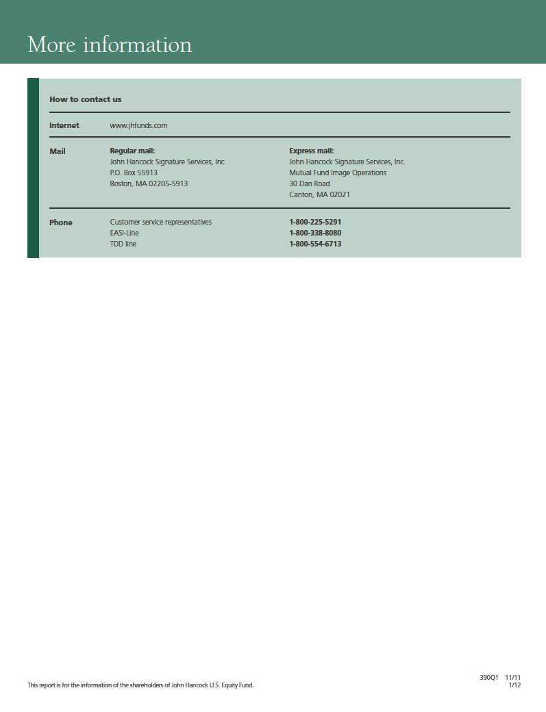 John Hancock Funds II (Form Type: N-Q, Filing Date: 01/27/2012)